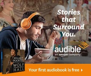 Audible ad - dinner party
