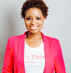 Episode 28 – Attracting women to STEM education and producing hardware products, with Makeda Ricketts of PinkThink